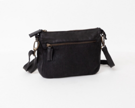 Bag2Bag Anvik Limited Schoudertasje | Crossbody | Zwart