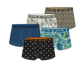 Pierre Cardin 5-Pack Heren Trunks | Boxershorts met Design 4