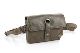 Groen heup | schoudertasje | crossbodybag Bosch