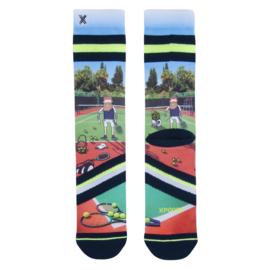 Xpooos Heren Socks Luke Tennis 60222
