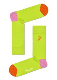 Happy Socks Flash Embroidery Socks