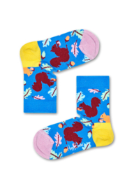 Happy Socks Kids Squirrel