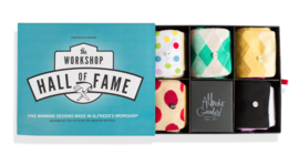 Alfredo Gonzales The Workshop 5-Pack Giftbox