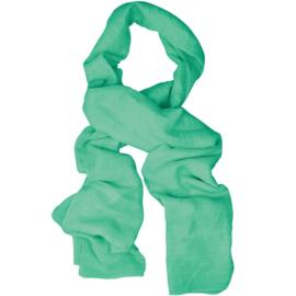 LOT83 Basic Sjaal Sun   Mintgroen Colour 1