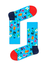 Happy Socks Gifts Sock Blauw