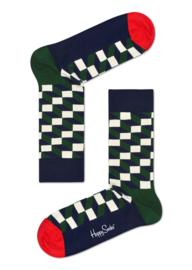 Happy Socks Christmas Filled Optic Sock