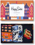 Happy Socks Dutch Special edition 3-Pack giftbox