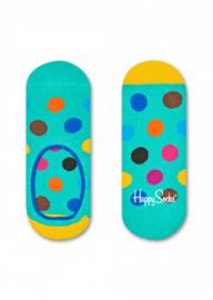 Happy Socks Liner Big Dot Groen