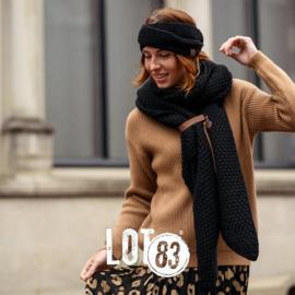 LOT83   Knitted Gebreide trui   Vera Camel