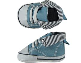 Baby Boy, Baby Girl Sneakerschoentjes | Licht Jeansblauw
