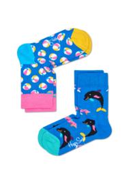 Happy Socks Kids 2-Packs