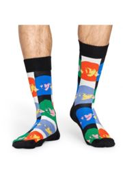 Happy Socks The Beatles All Together Now Sock