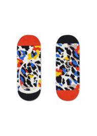 Happy Socks Liner | Sneakersock | Leopard