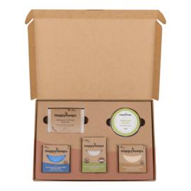HappySoaps Verzorgings Giftbox - Tropical Sensation Large