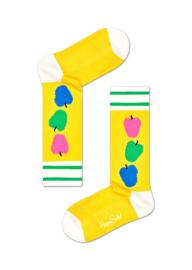 Happy Socks Kids Apple Rib Sock