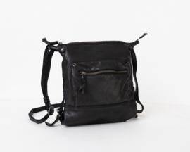 Bag2Bag Marchje Limited | Stoer Schoudertasje | Crossbody | Zwart