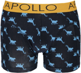Apollo Heren boxershorts | 2-Pack Giftbox | Banana & Monkey