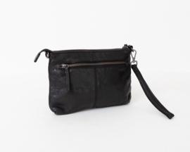 Bag2Bag Levisa Limited Schoudertasje | Clutch | Zwart