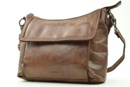 Bag2Bag Limited Edition | Shopper Frisco Dark Tan Cognac
