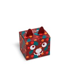 Happy Socks 3-Pack Kids Forest Giftbox 0-6 maanden