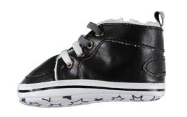 Baby Boy stoere Sneakerschoentjes | Zwart