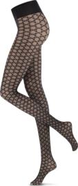 Oroblu    Stellar 20 denier Fashion Panty Dames   Zwart