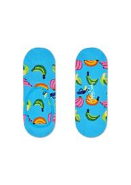 Happy Socks Liner | Sneakersock | Banana