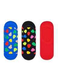 Happy Socks 3-Pack Liner | Sneaker Socks Pears