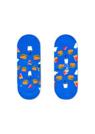 Happy Socks Liner | Sneakersock | Hamburger