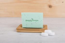 HappySoaps Body Bar – Tea Tree en Pepermunt