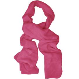LOT83 Basic Sjaal Sun   Donker Roze Colour 17