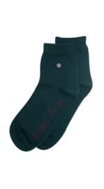 Alfredo Gonzales Short |Low Sock, Pencil Army Green