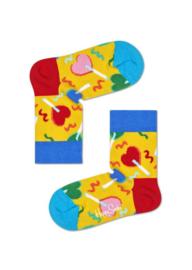 Happy Socks Kids Lolly Heart Sock