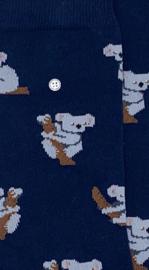 Alfredo Gonzales Socks   Koala Donkerblauw