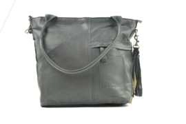 Bag2Bag Shopper - Schoudertas Victoria Zwart