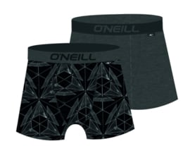 O'Neill Heren Boxershorts Christal & Plain | 2-pack | 900612
