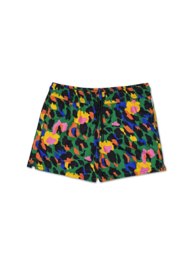 Happy Socks Kids Swim Short | Zwembroek Leopard