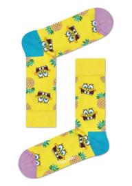 Happy Socks SpongeBob Fineapple Suprise Socks