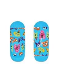 Happy Socks Liner | Sneakersock | Funny Dog