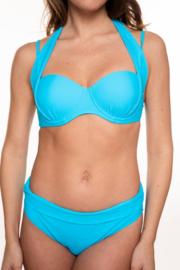 Bikini Manouxx Wire Aqua Blauw