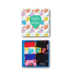 Happy Socks Rolling Stones Kids Collector GiftBox, 4-Pack