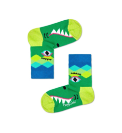 Happy Socks Kids Crazy Crocodile Sock