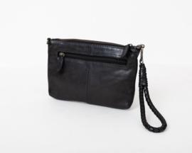 Bag2Bag Rubia Limited Schoudertasje | Crossbody | Clutch | Zwart