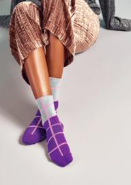 Happy Socks Hysteria Karen  Ankle Sock, Maat 36-41