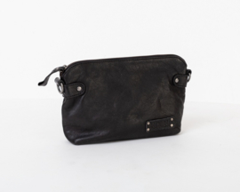 Bag2Bag Dawson Schoudertasje | Crossbody | Clutch Zwart
