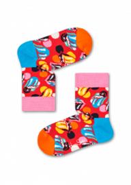 Happy Socks Kids Rolling Stones Big Licks Sock