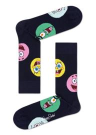 Happy Socks SpongeBob Circle of Friends Socks