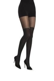 MarcMarcs 70 Denier Fashion Panty Black | 87391