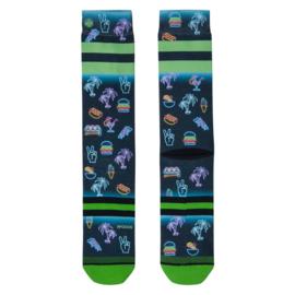 Xpooos Socks Night Life 60182