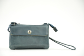 Bag2Bag Clutch Albury Blauw